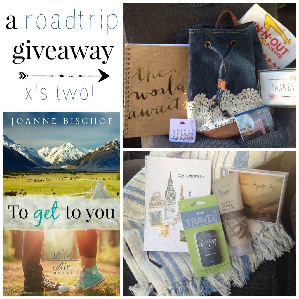 road trip giveaway - www.joannebischof