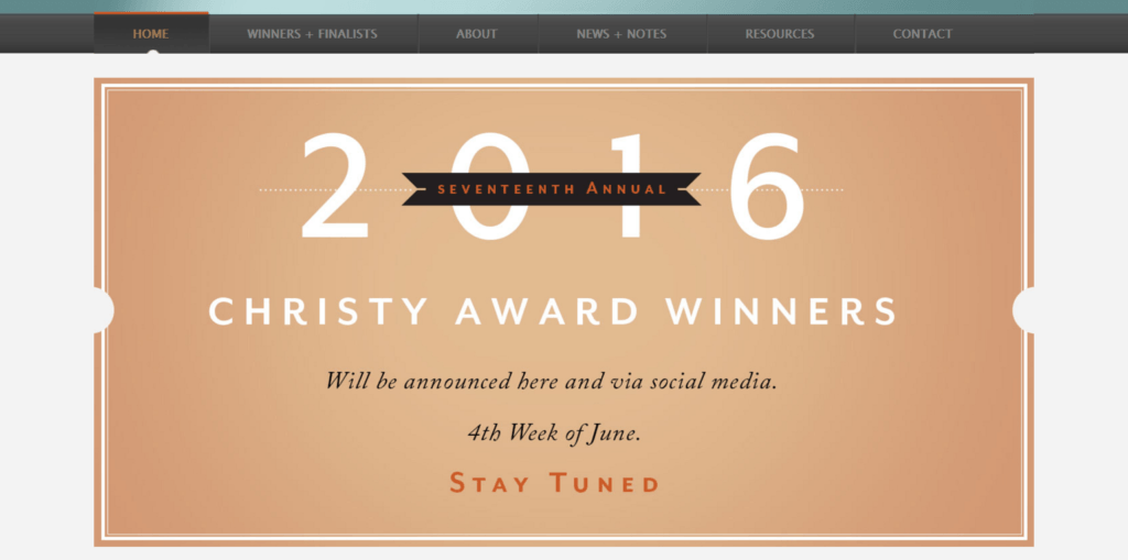 Christy Awards