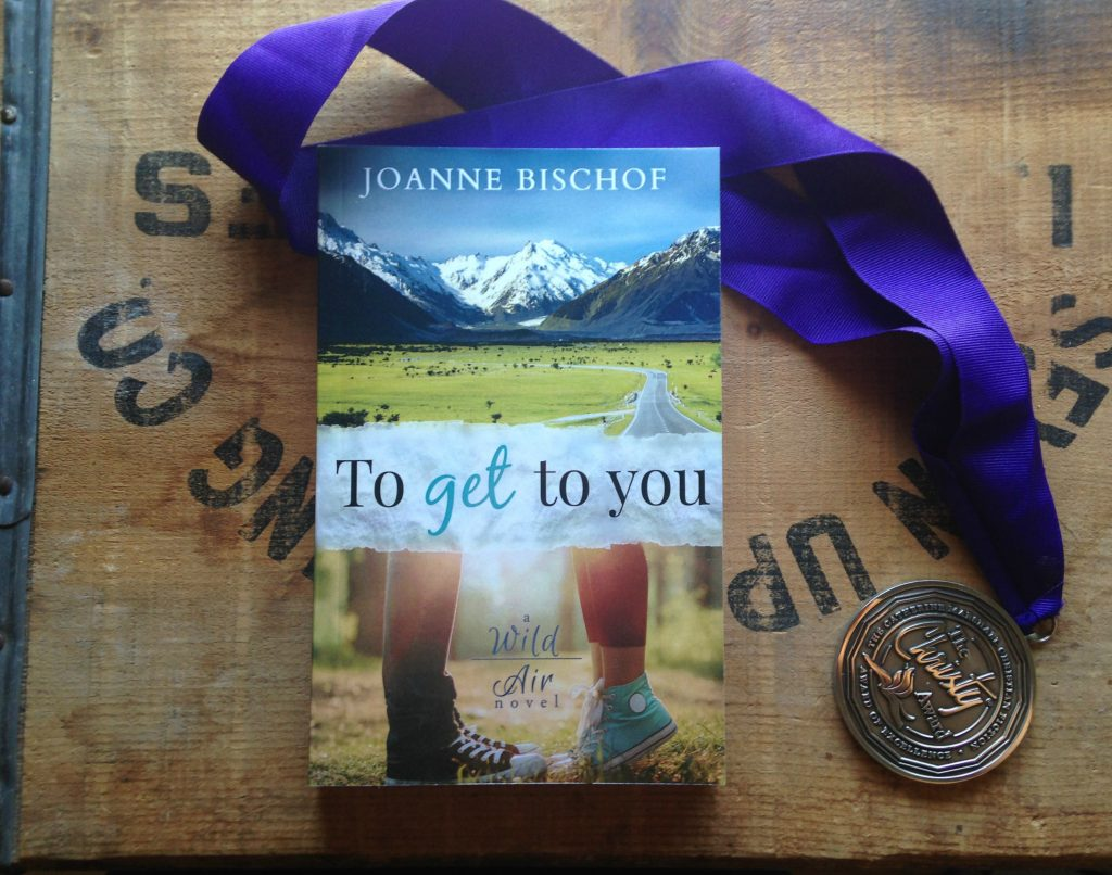 To Get to You - Christy Award finalist
