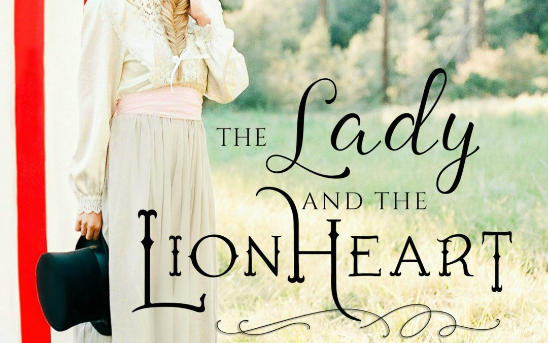The Lady and the Lionheart ~ Cover Reveal!