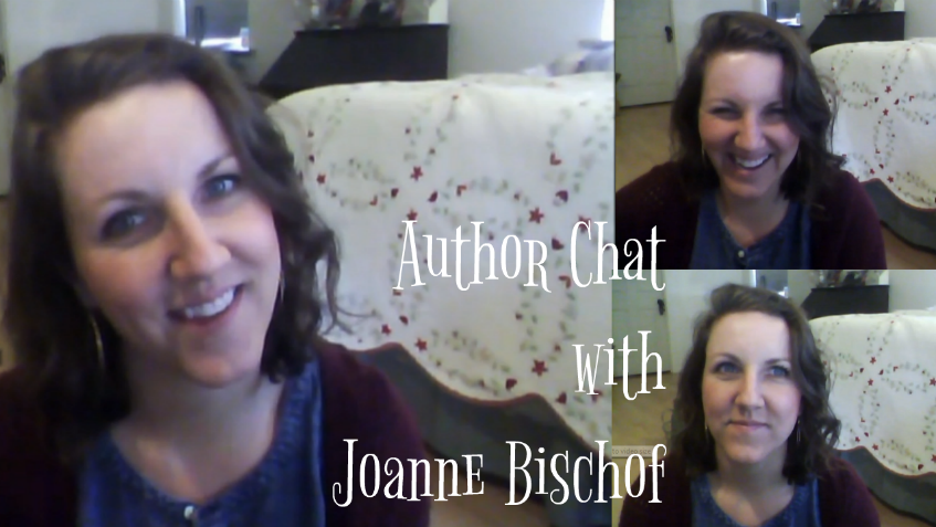 Video Q&A with Joanne (and a Giveaway!)