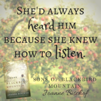 Sons of Blackbird Mountain ~ Release Week Fun!