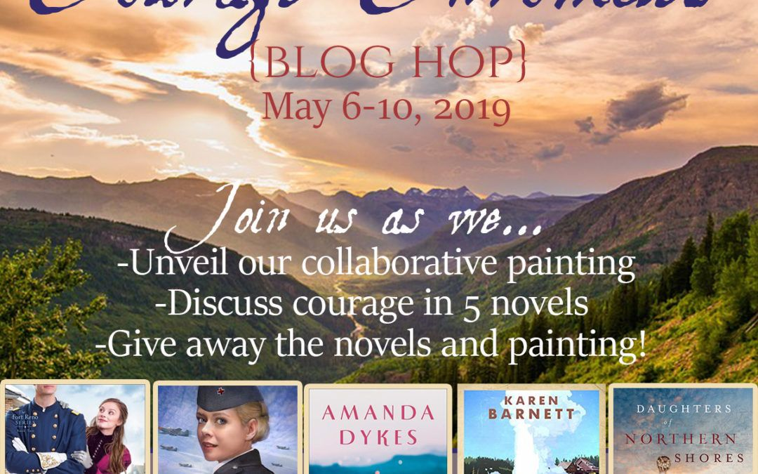 The Courage Chronicles Giveaway